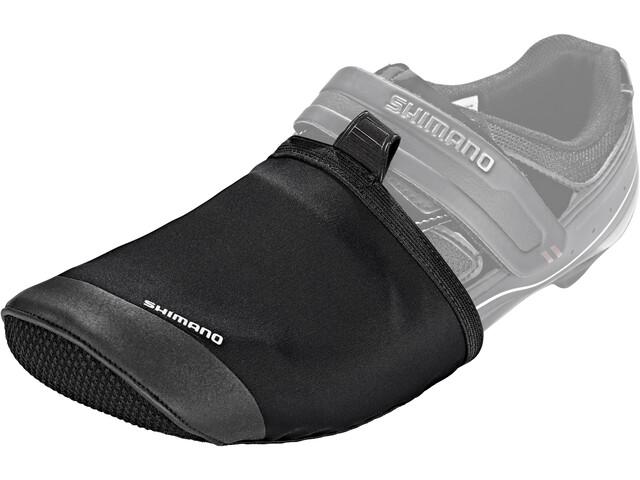 Shimano T1100R Soft Shell Skoovertræk sort (2019) | shoecovers_clothes